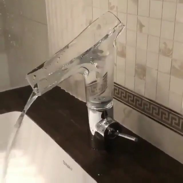 Photo of Cool Faucet Design