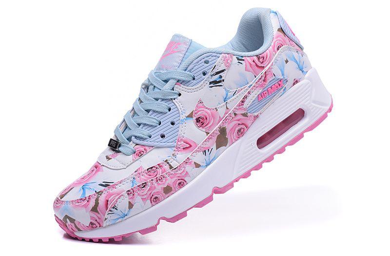 Nike Air Max 90 Womens Floral :