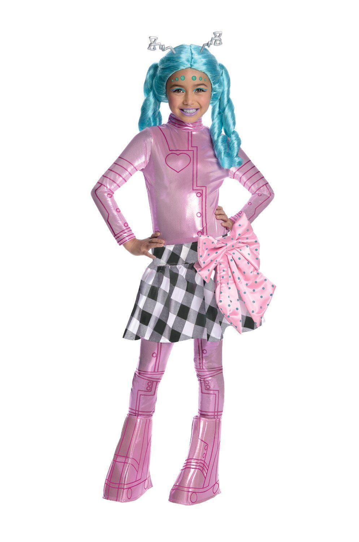 Novi Stars Deluxe Mae Tallick Costume #costume #dressup #cosplay #aliencostume #novistars #star  #halloween #makeup #alienmakeup #maetallick #robot #robotcostume #girlscostume #costumeidea