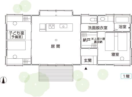 平面図 おしゃれまとめの人気アイデア Pinterest Chizuko Fujii タイニーハウス 間取り 1ldk 間取り 二世帯間取り