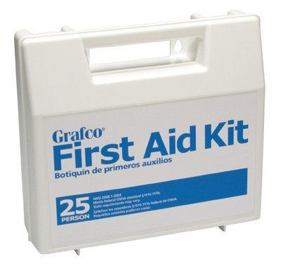 Graham Field 1799 25 Metal Case With 1 Shelf 10 1 2 X 7 1 2 X 2 1 2 Details Can Be Found Christmas Gifts First Aid Kit First Aid Kit