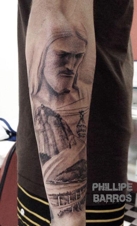 Rio De Janeiro Tattoo Tatuagem Phillipe Barros Https Www