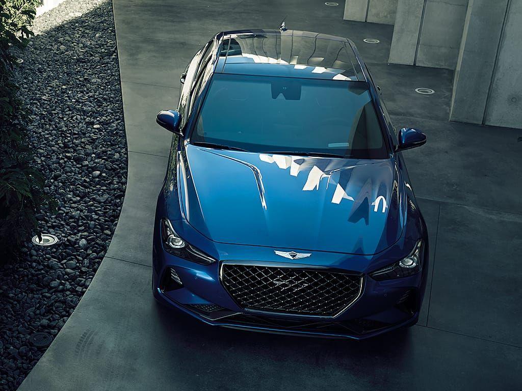 2019 Genesis G70 (With images) Hyundai genesis, Hyundai