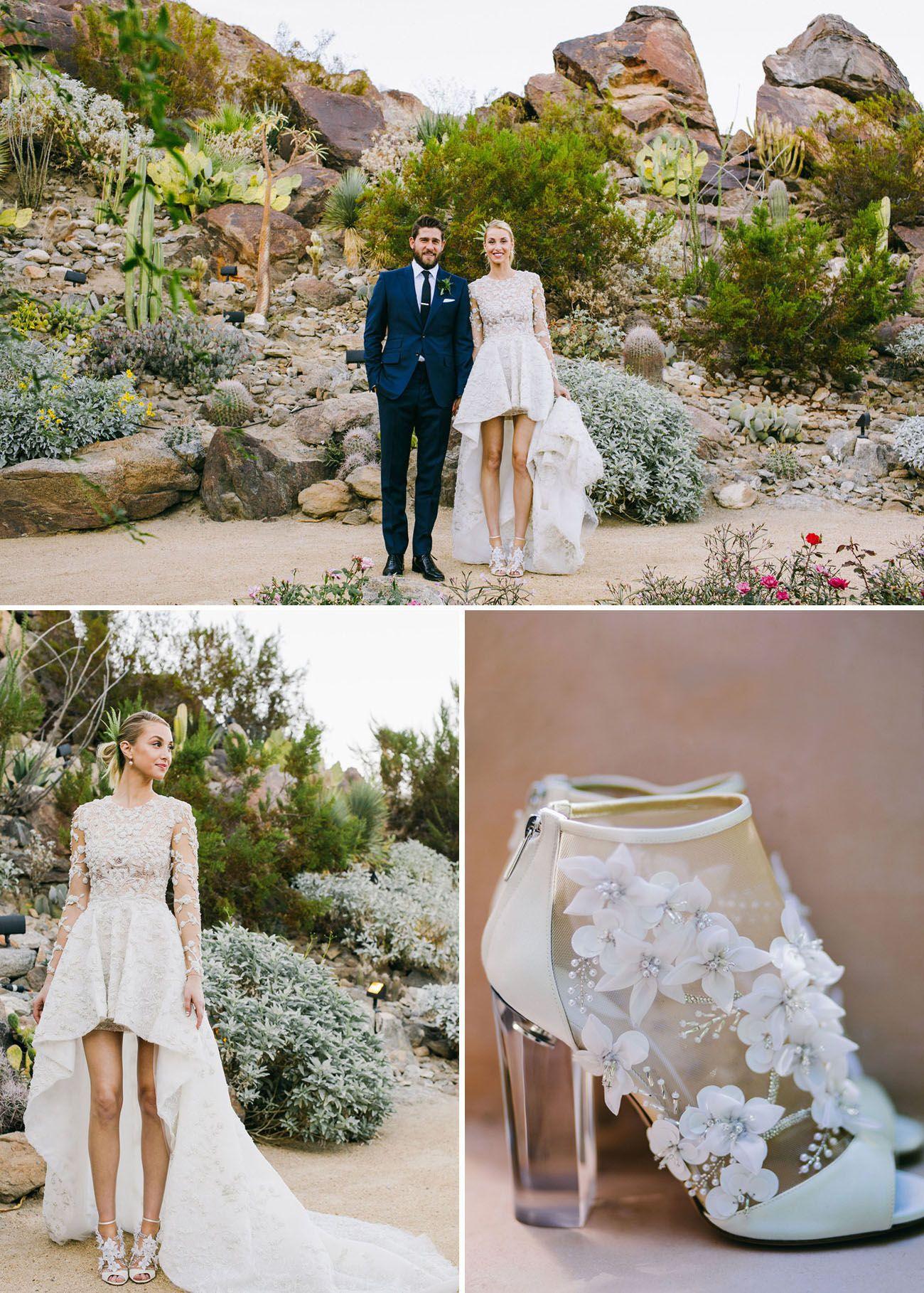 Top 10 Most Popular Weddings From 2016 Green Wedding Shoes Popular Wedding Whitney Port Wedding Celebrity Wedding Photos