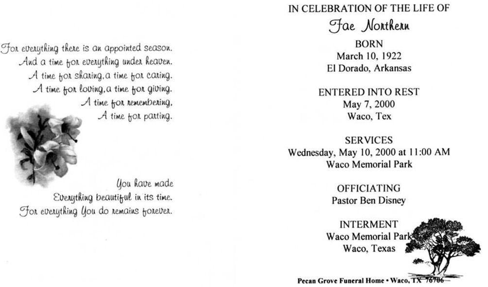 Catholic Funeral Program Obituaries   Page 90162  Program For A Funeral