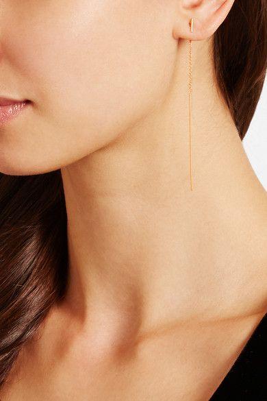 Chan Luu Gold-plated Earrings ePwDRGld