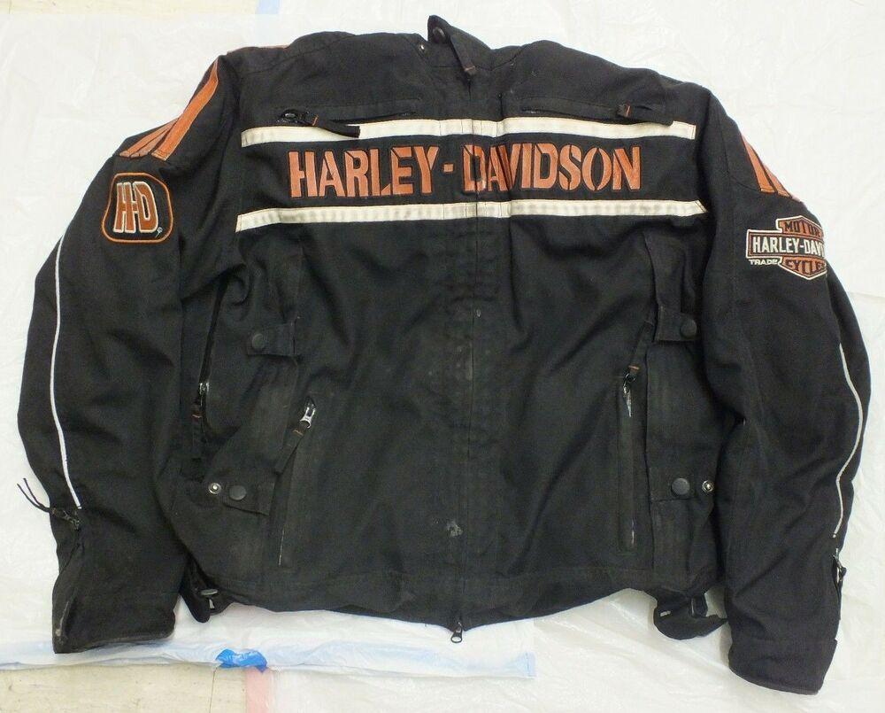 Ebay Sponsored Harley Davidson Riding Gear Genuine Rn103819 Ca03402 Leather Trim Size X Harley Davidson Leather Jackets Leather Jackets Women Harley Davidson [ 805 x 1000 Pixel ]