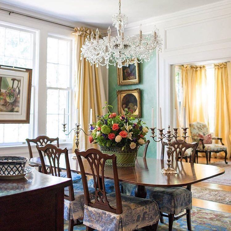 Casual Dining Room Curtain Ideas: Casual Dining Rooms, Classic Dining