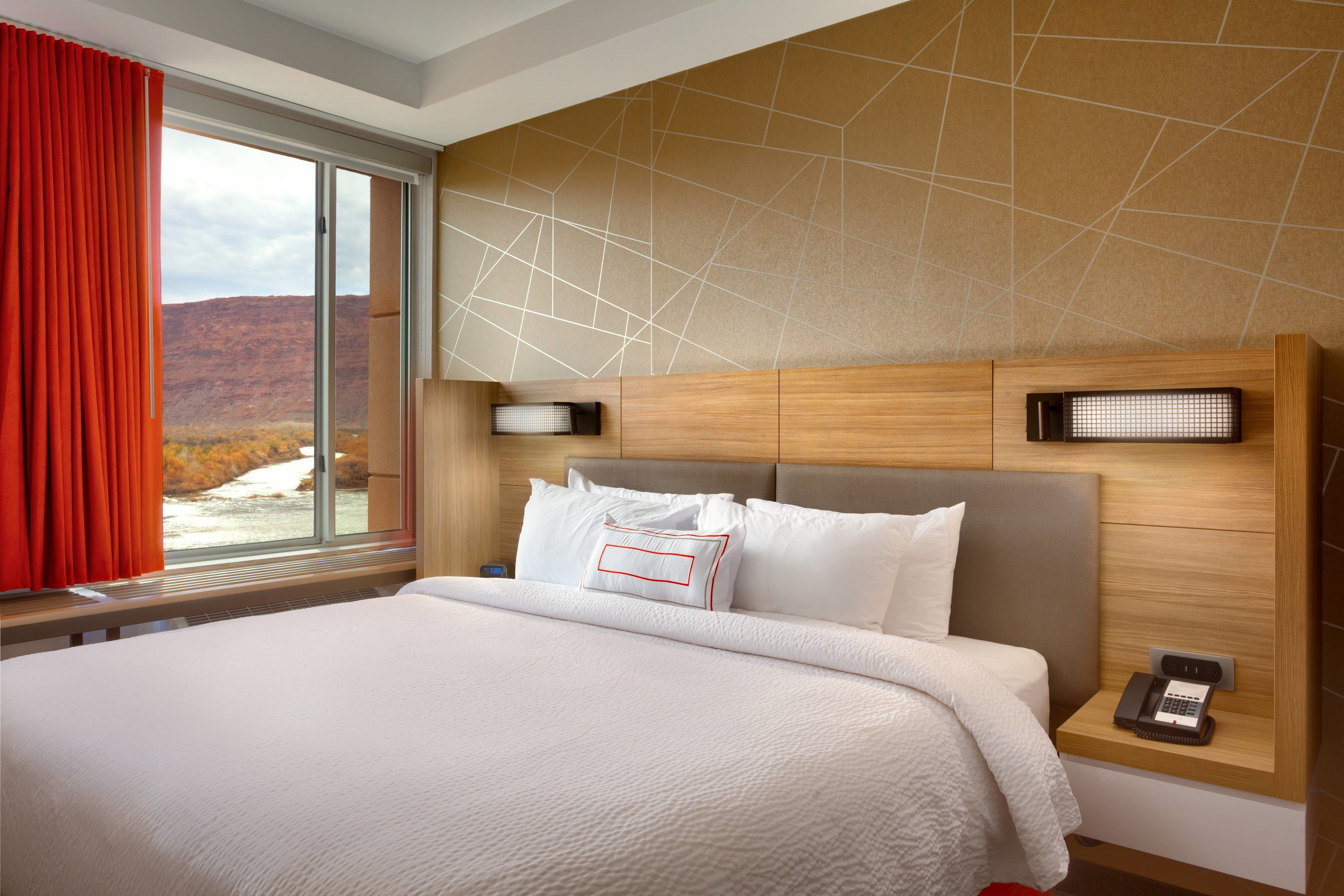 Springhill Suites Moab Family Suite Bedroom Memorable Guest Rooms Suites Springhill Bedroom Suite