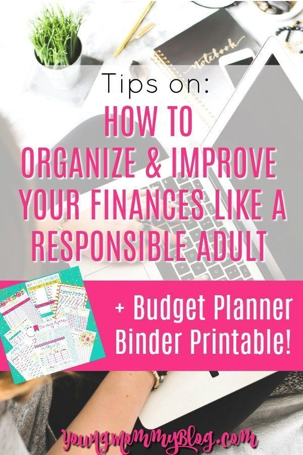 One Stop Solutions In Budget: How To Organize & Improve Your Finances Like A Responsible