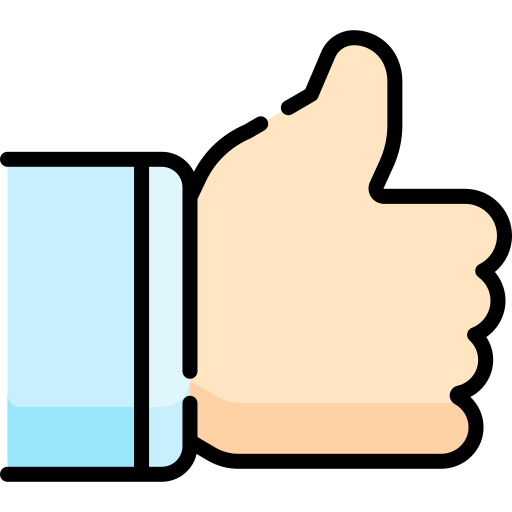 Thumbs Up Free Vector Icons Designed By Freepik Vector Free Vector Icon Design Free Icons