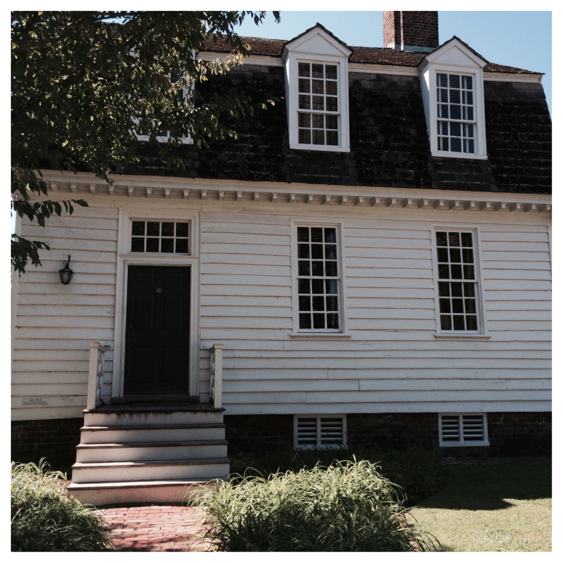 Authentic Colonial Houses In Colonial Williamsburg Va Colonial Williamsburg Colonial Williamsburg Va Colonial