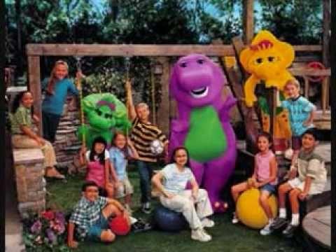 Barney Friends All Aboard Part YouTube Barney Pinterest - Barney concert part 1