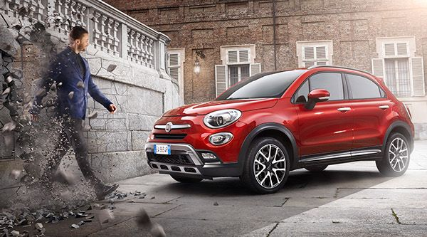Fiat 500x On Behance Fiat Fiat Abarth Car Images