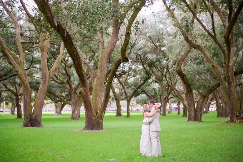 Bright, Colorful Big Survey Plantation Yemassee SC Wedding // Dana Cubbage Weddings // Charleston SC + Destination Wedding Photographer