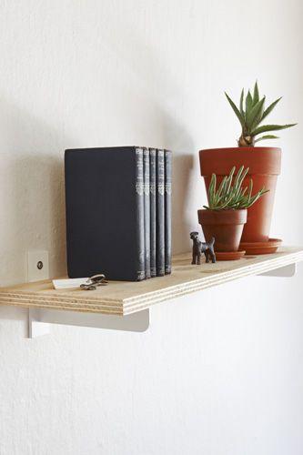 Online Shop Plywood Shelves Wall Mounted Shelves Shelves