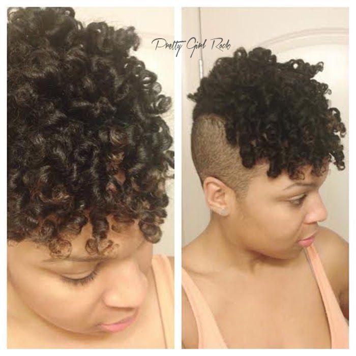 Flexirod Set Jpg 700 700 Natural Hair Styles Tapered Hair Short Natural Hair Styles