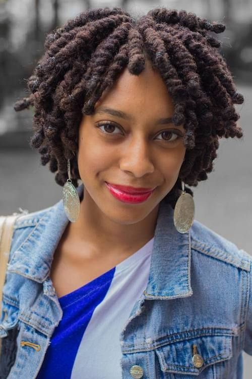Pin by Covergirl Phy on Natural Hair: Curly Kinky | Pinterest | Locs ...