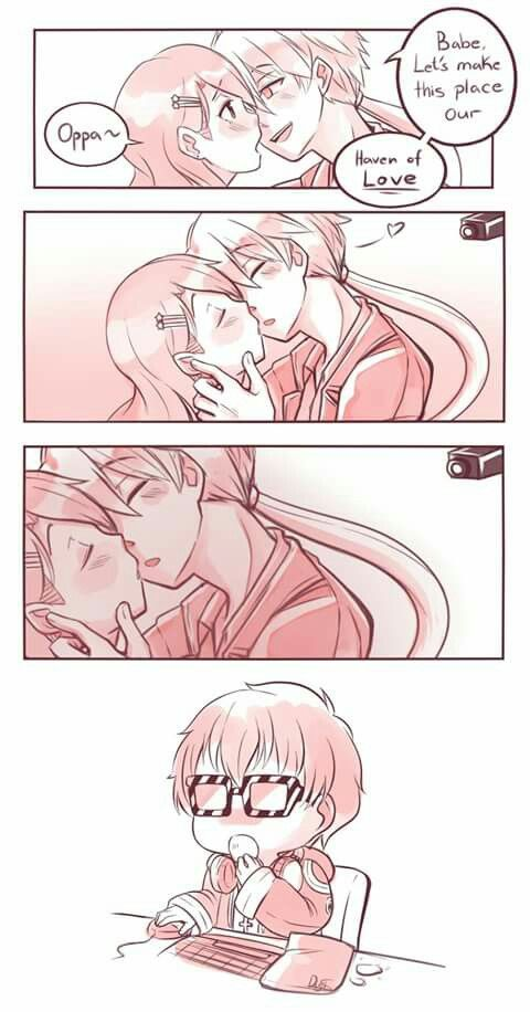 Zen Mc And Seven Happy Valentine Day Mystic