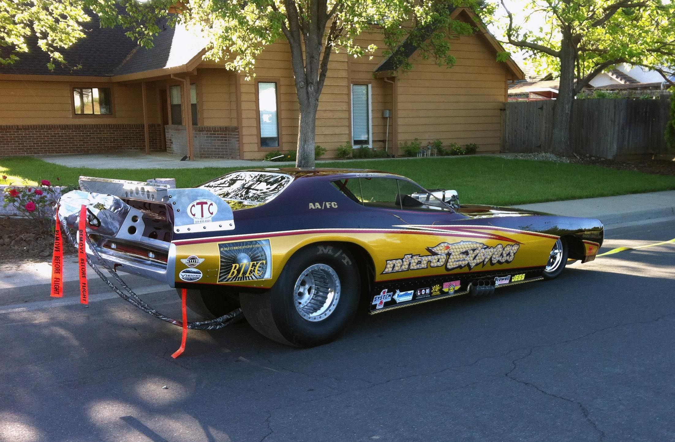 Nitro-Express.jpg 2,204×1,444 pixels | Drag Cars , Street Rods and ...