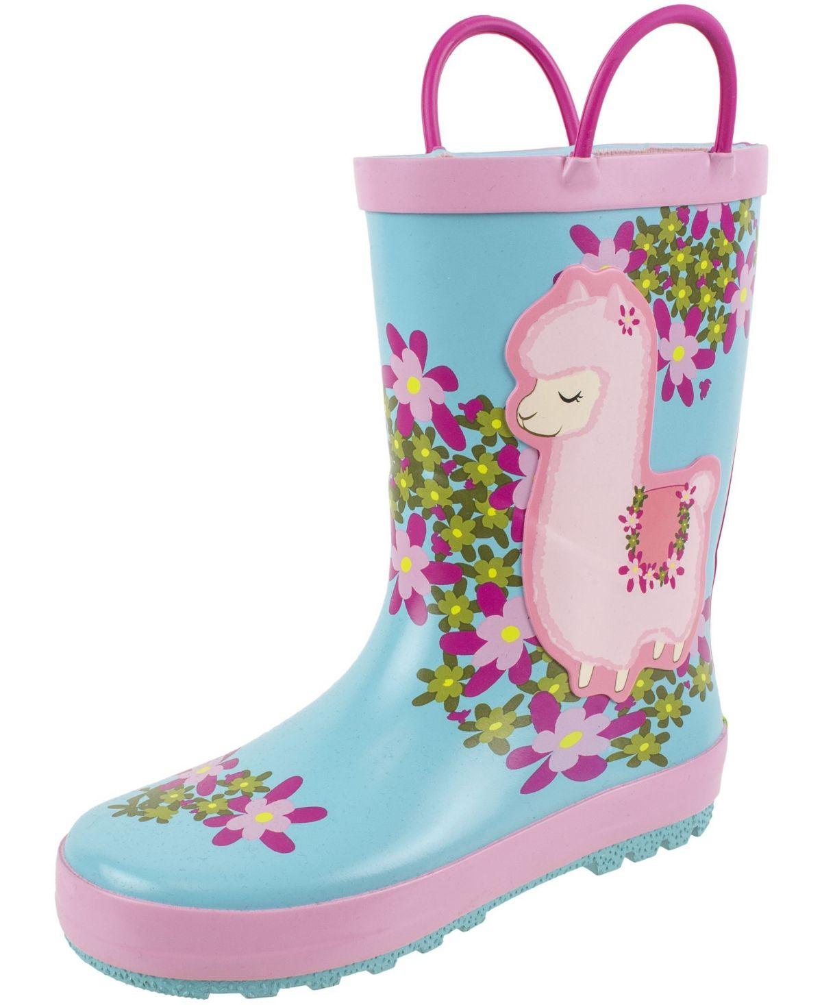 Girls rain boots, Toddler rain boots
