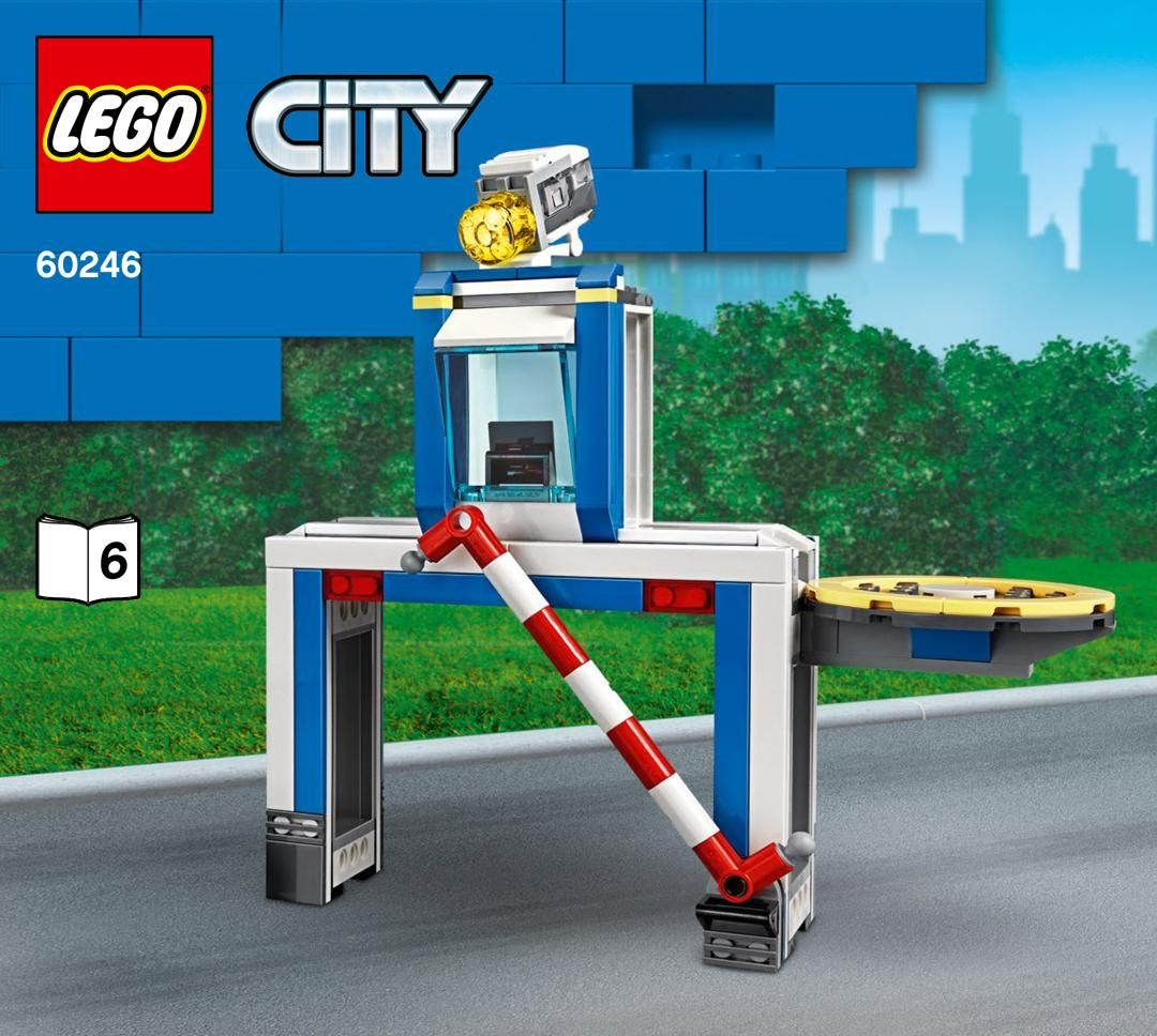 Building instructions instructions de montage lego