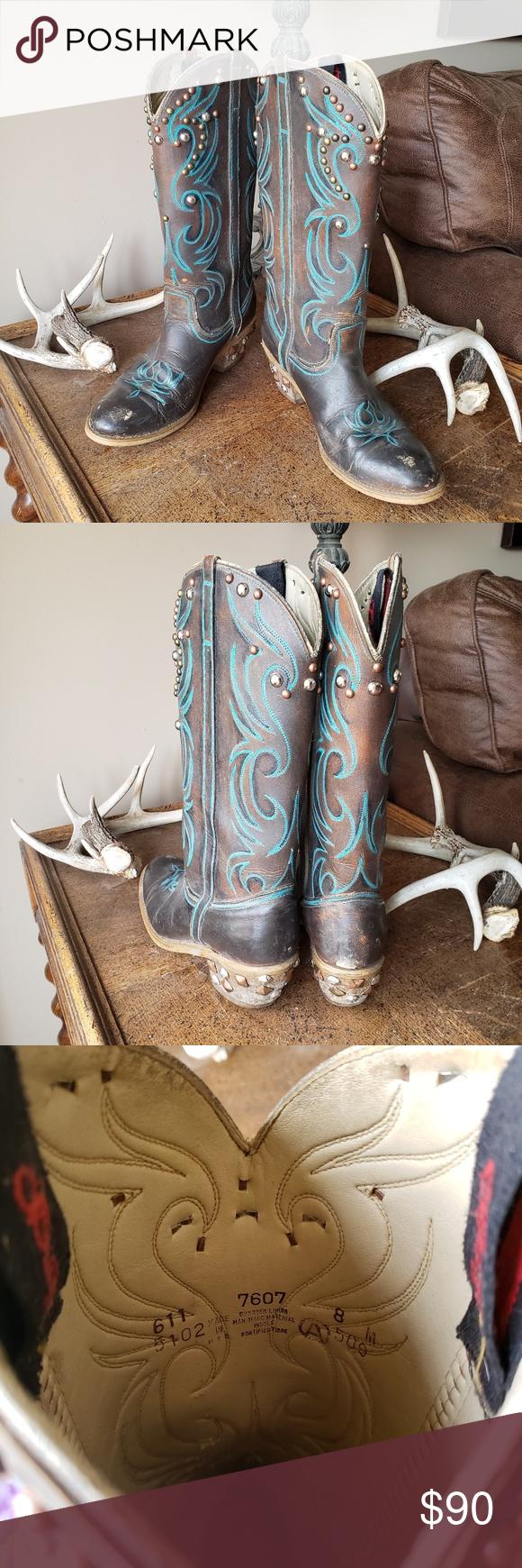 67e2ace0efa Dingo | Vintage Cowboy Boots One of a kind vintage cowboy/cowgirl ...