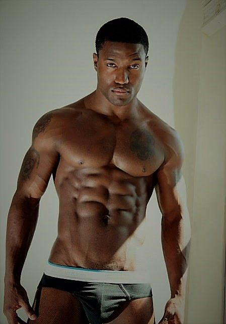 what makes black men attractive