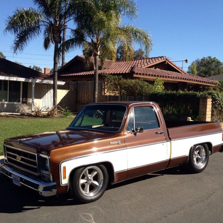 79 Chevy Truck >> I Dream About Owning Another 79 Like This One Hot Rides 79