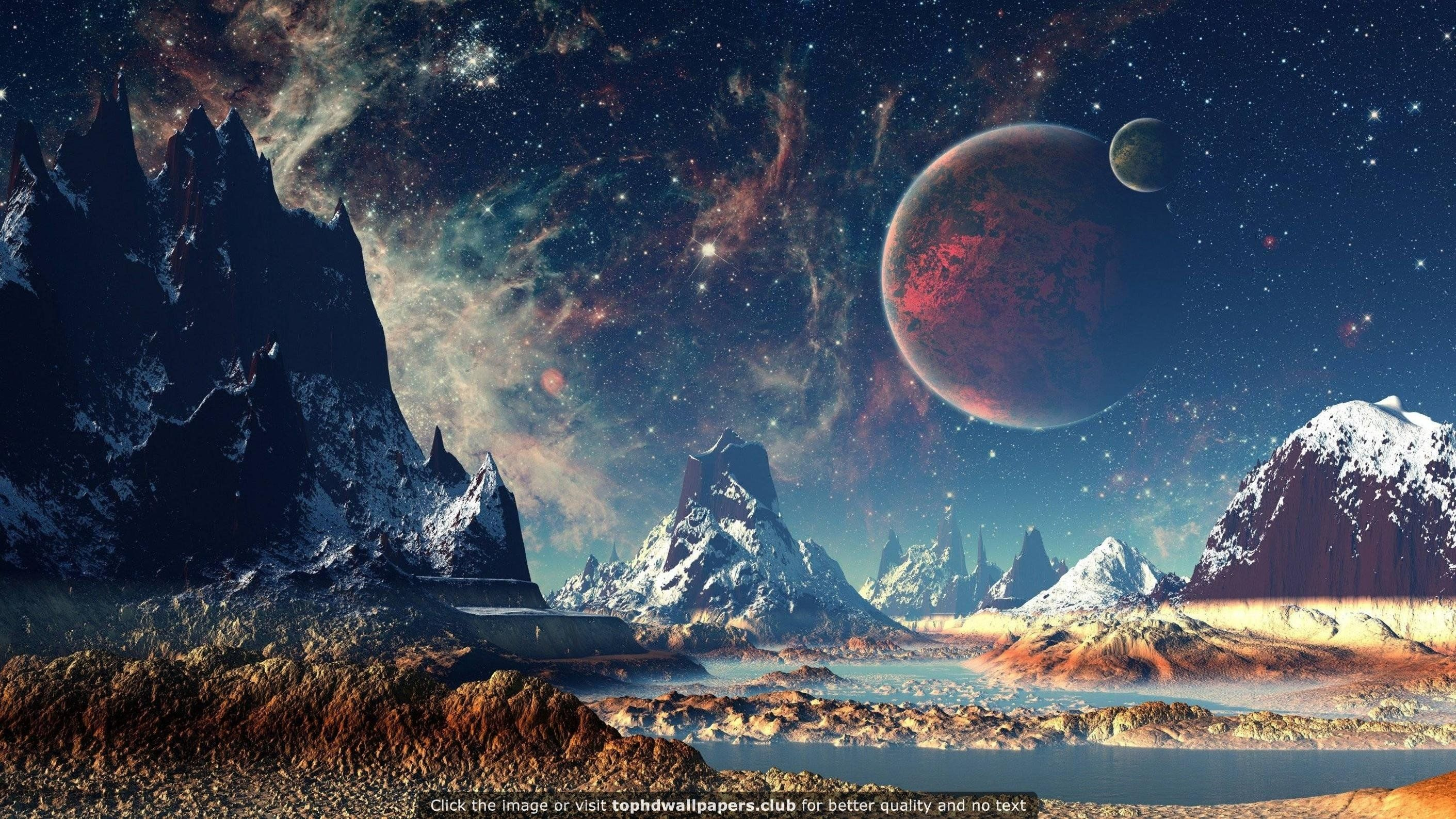 Another World 4K Or HD Wallpaper For Your PC, Mac Or