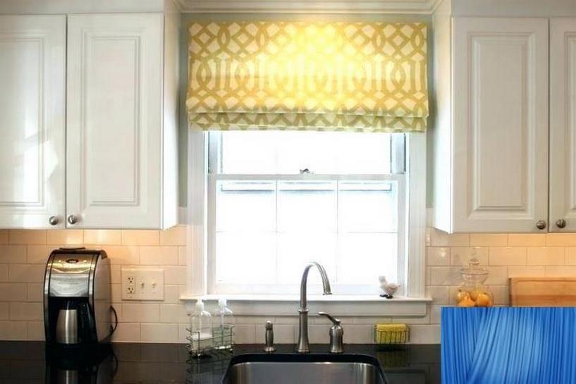 Diy Kitchen Curtains Pinterest And