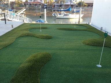 Turf Green Design And Install Synthetic Putting Greens For Homes Backyards Offices