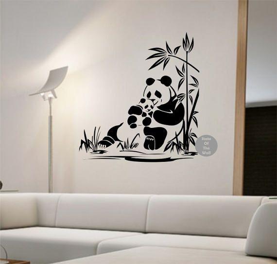 Sticker Art Decor Bedroom Design