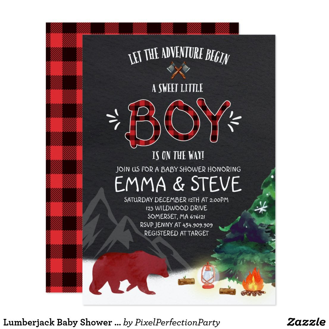 Funky Zazzle Invitations Baby Shower Image - Invitations and ...