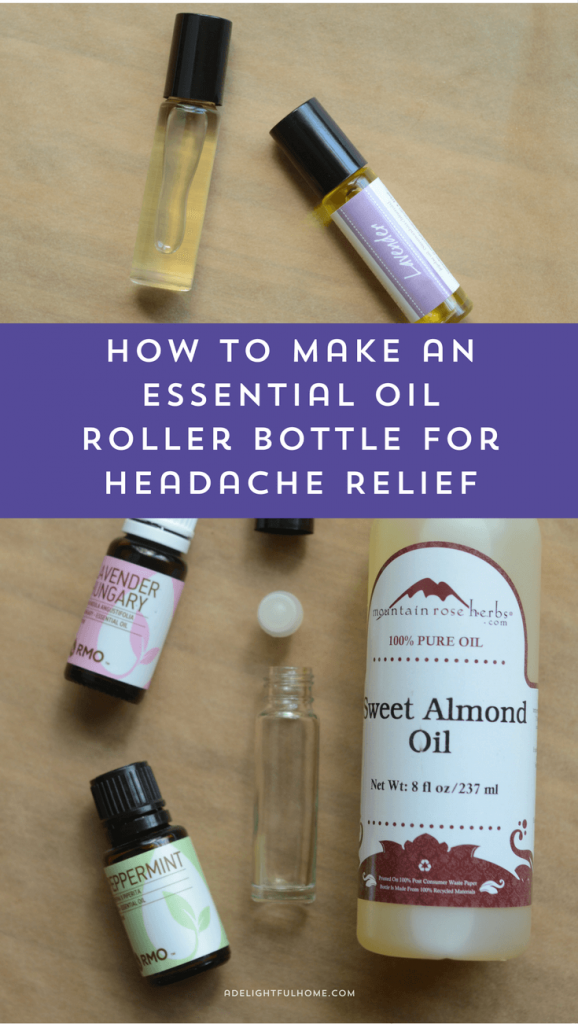 Essential Oils for Headache Relief   Aromatherapy - Naturally