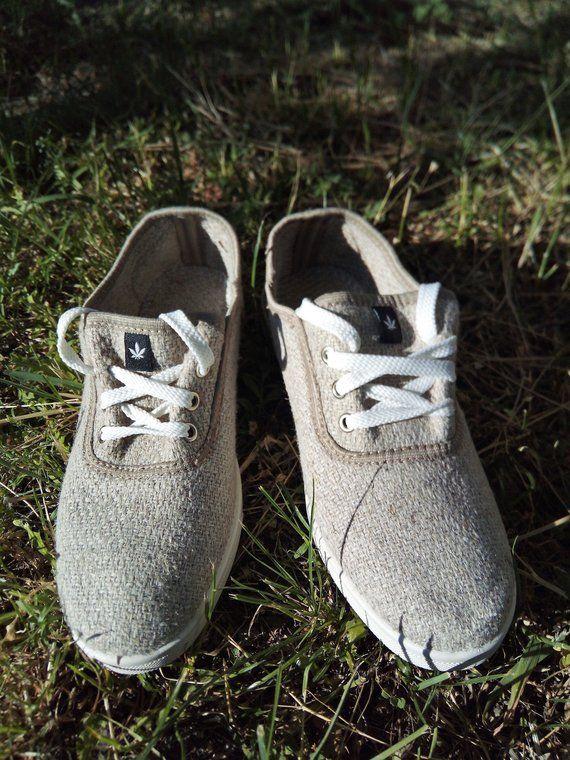 10% Back to School HEMP SHOES Hemp Sneakers for women Natural non-dyed Organic  Hemp hemp socks organ 9dac9a18b