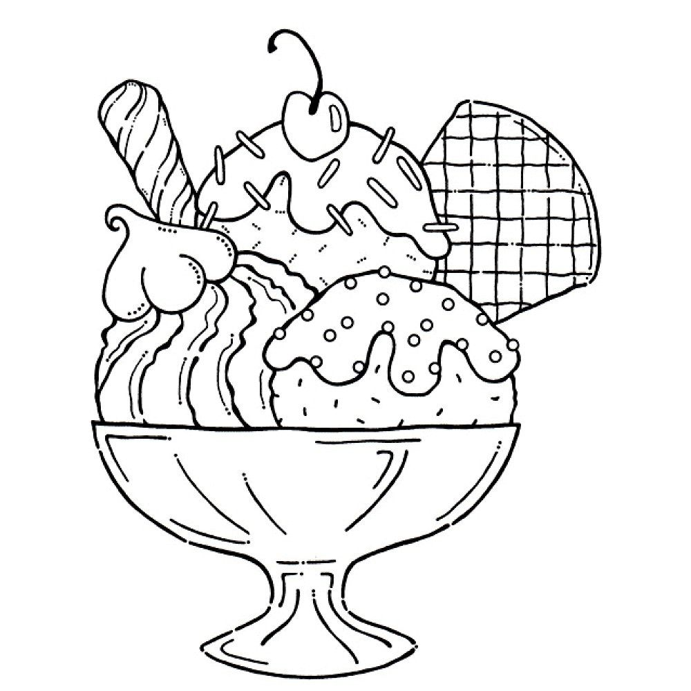 Ice Cream Coloring Pages For Kids Educative Printable Ice Cream Coloring Pages Coloring Pages Cute Coloring Pages