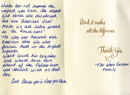 Appreciation Letters Your Mother Bing Images Sample Thank You