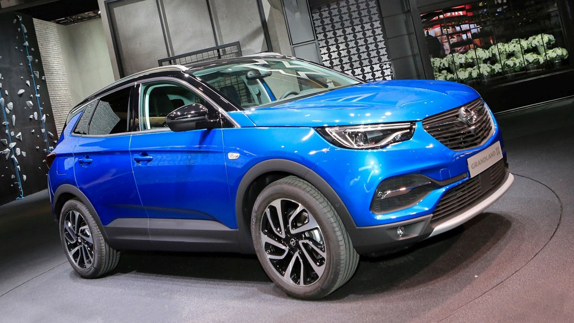 2019 Opel Grandland X First Pictures