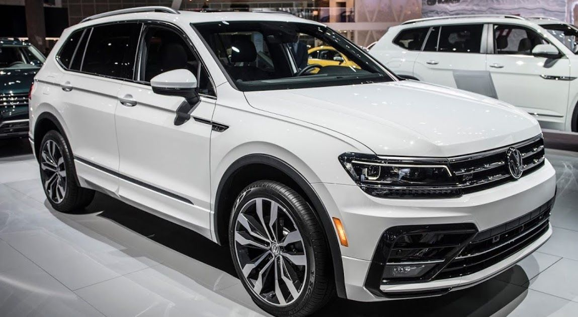 One Of The Tiguans Strongest Points Is Its Interior A Great Thing About The 2020 Volkswagen Tiguan Will Be An Optional Third Row Of Seats 2020 Volkswagen Ti Di 2020