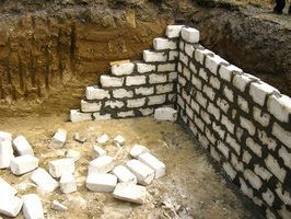 How To Convert Your Crawl Space Into A Basement Hunker Building A Basement Crawlspace Basement Renovations