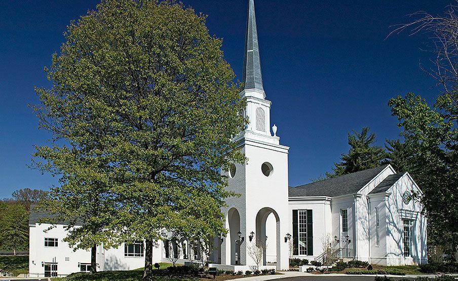 Second Presbyterian Church Nashville Architecture