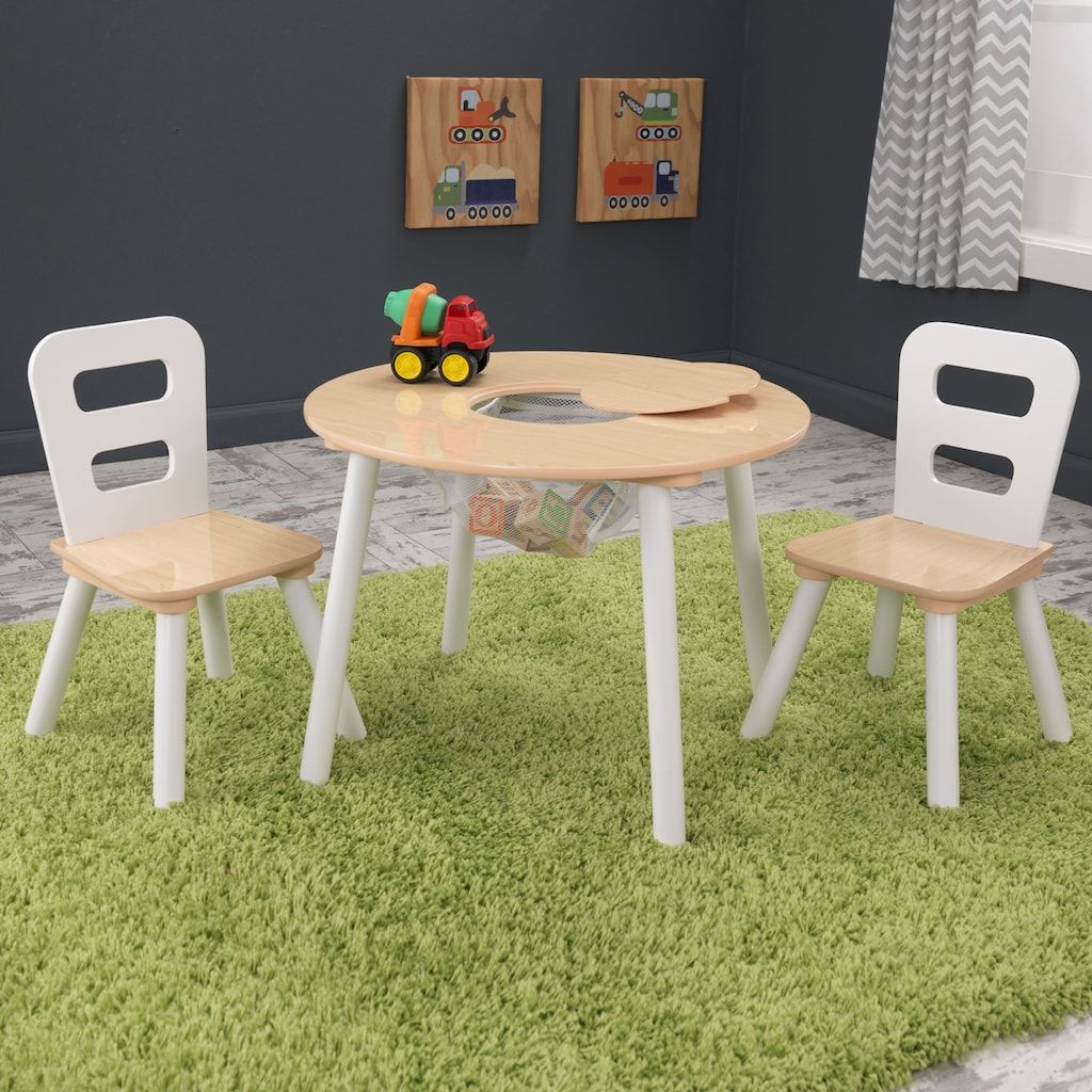 Kidkraft Round Table Chair Set Round Table And Chairs Kids