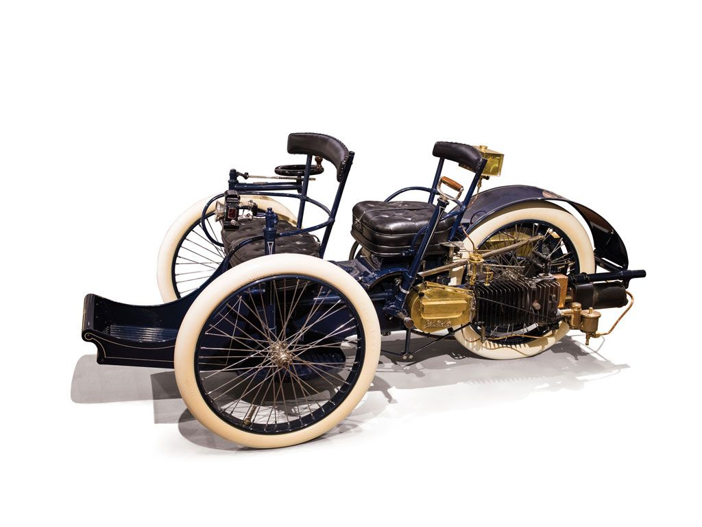Leon Bollee Voiturette – 1897 | classic cars | Pinterest | Cars