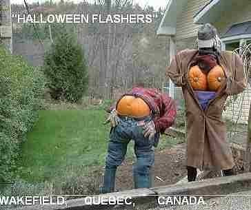 Halloween Pumpkin Flashers   An Old Classic That Still Makes Me Laugh.