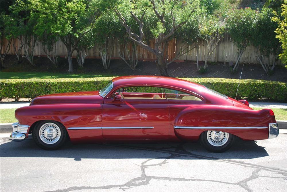 1949 cadillac series 62 custom 2 door hardtop wheels for 1949 cadillac fastback series 61 2 door