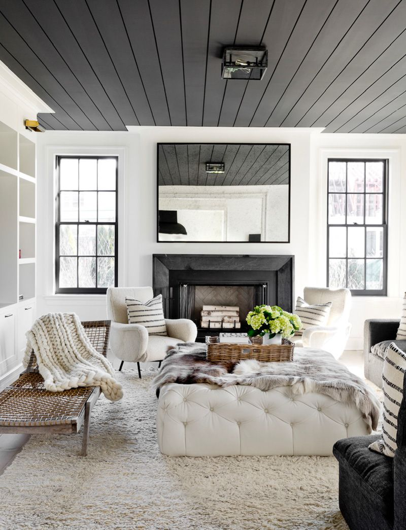 Photo of 4 reasons to paint your ceiling dark – Duke Manor Farm