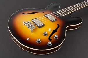 Gibson Es 335 Bass Musical Life Guitar Guitars For Sale