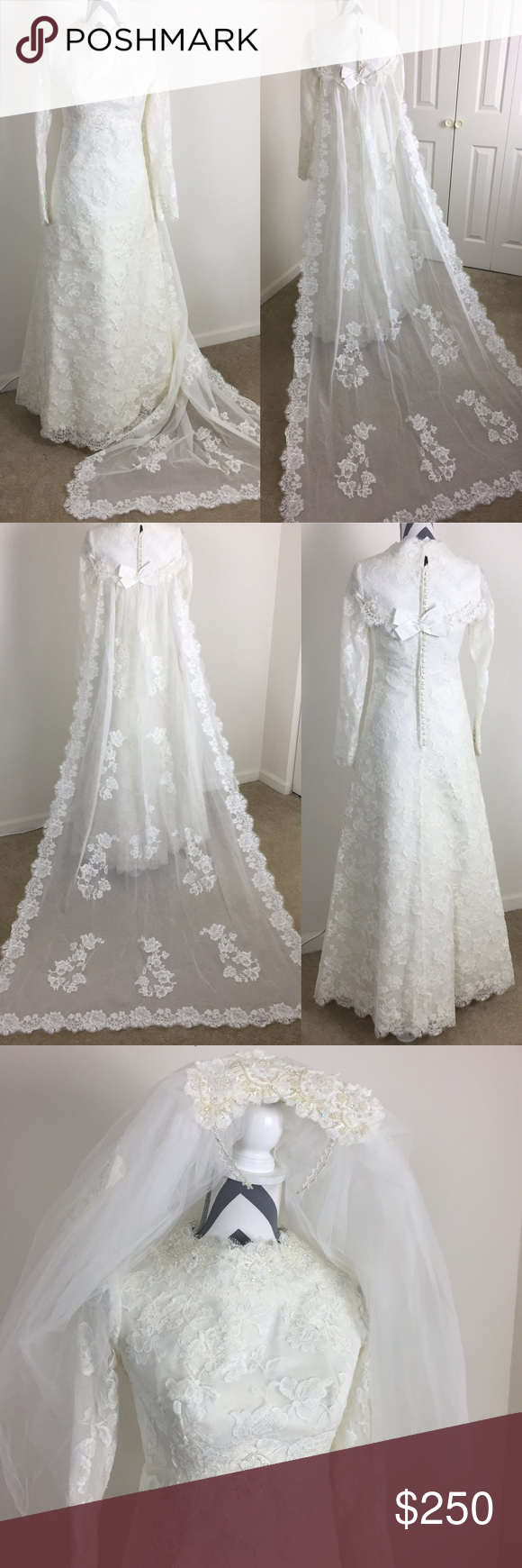 Alfred angelo by edythe vincent s wedding dress in my posh