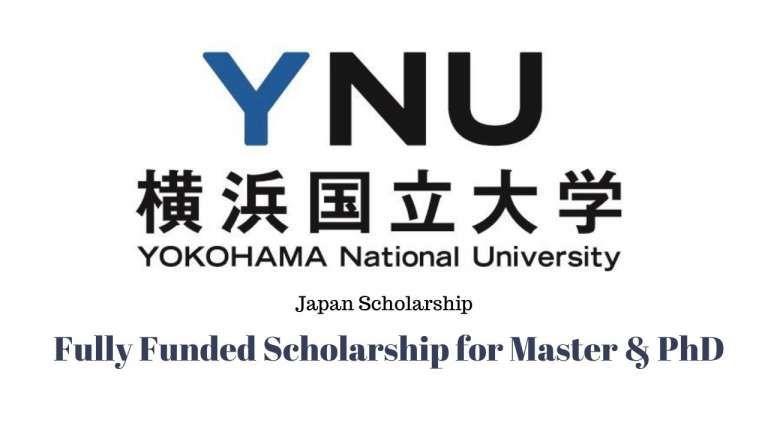 Phd scholarship in japan